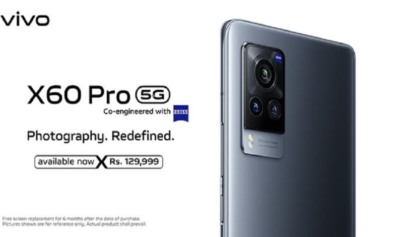 Vivo X60 Pro is now available for sale in Pakistan